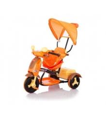 Трехколесный детский велосипед Jetem Formica SB 612 orange\brown\yellow