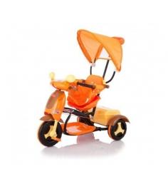 Трехколесный детский велосипед Jetem Formica SB 612 orange\brown\yellow...