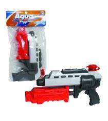 Водное оружие 1toy аквамания, водпистолет, помповый, 32см Т59454