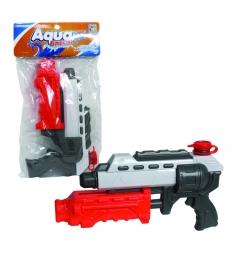Водное оружие 1toy аквамания, водпистолет, помповый, 32см Т59454...