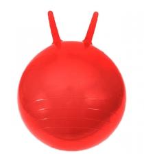Мяч Альпина Пласт Прыгун с рожками 500 мм красный 6042501022