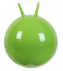 Мяч Альпина Пласт Прыгун с рожками 500 мм зеленый 6042501042