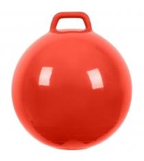 Мяч Альпина Пласт Прыгун с ручкой 500 мм красный 6052501022