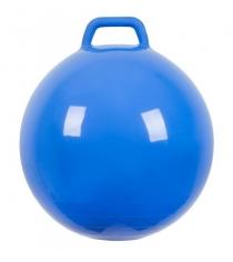 Мяч Альпина Пласт Прыгун с ручкой 500 мм синий 6052501032