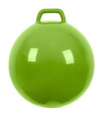 Мяч Альпина Пласт Прыгун с ручкой 500 мм зеленый 6052501042