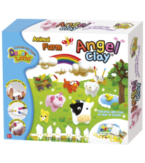 Чудо глина для лепки Angel Clay Ферма AA12051
