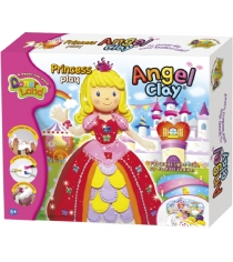 Чудо глина для лепки Angel Clay Принцесса AA16011