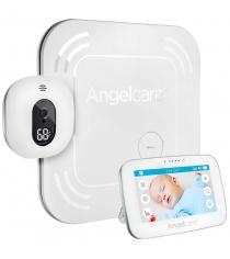 Видеоняня Angelcare с 4.3 LCD дисплеем и беспроводным монитором дыхания AC417