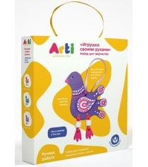 Набор для творчества Arti Глиняная птичка Арчи Г000683