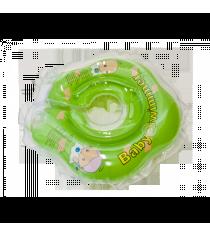 Круг салатовый полуцвет BabySwimmer