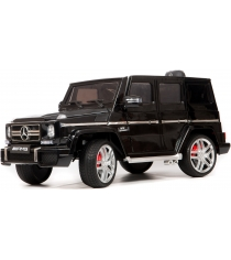 Barty Mercedes G63 AMG Tuning HAL168 черный глянец