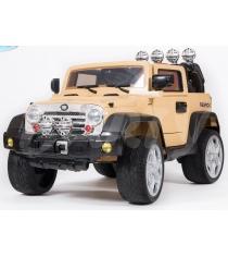 Barty jeep wrangler JJ-JJ235 бежевый глянцевый