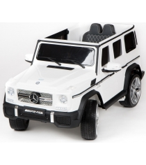 Barty Mercedes benz G65 AMG белый