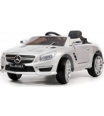 Barty Mercedes SL63 серебро глянец