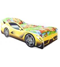Кровать машина Бельмарко Ferrari