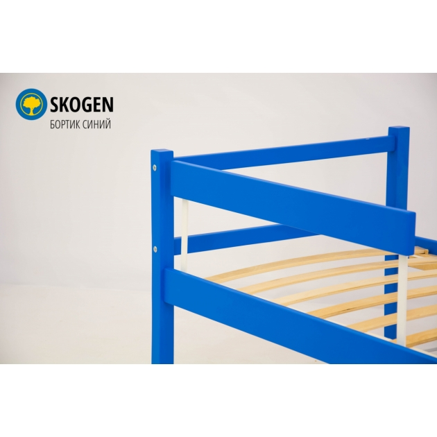 Бортик для кровати Бельмарко Svogen classic синий