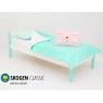 Детская кровать Бельмарко Skogen classic мятно-белый...