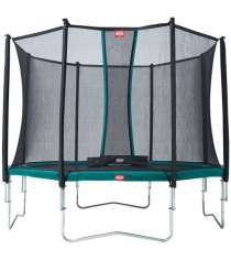 Каркасный батут Berg Favorit + Safety Net Comfort 270 см 35.09.01.01...