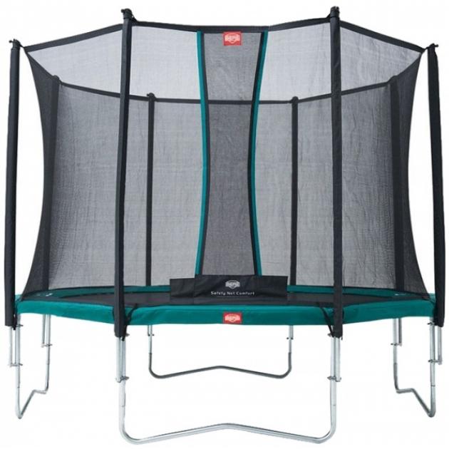 Каркасный батут Berg Favorit + Safety Net Comfort 380 см 35.12.01.01