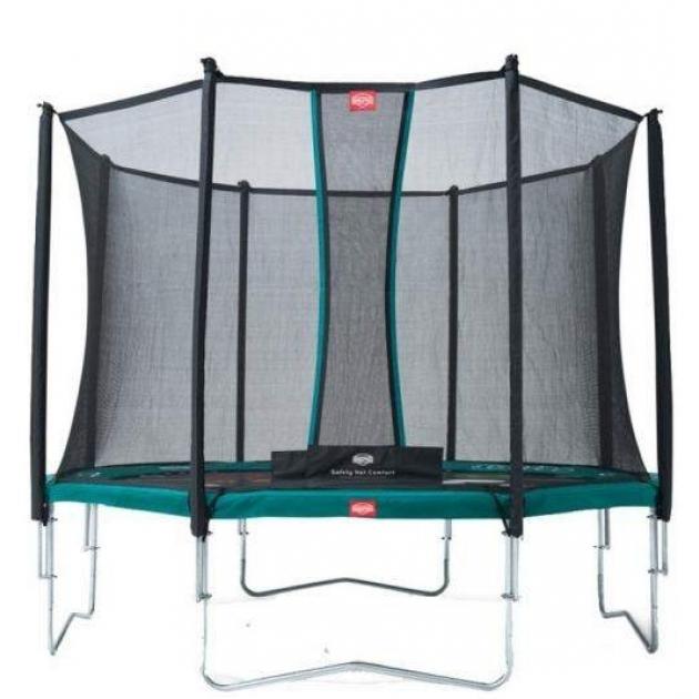 Батут BERG Favorit 270 Green+Safety Net Comfort