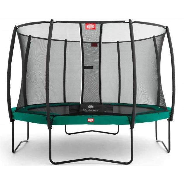 Батут BERG Favorit Green 330+защитная сетка Safety Net Comfort 330