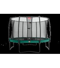 Батут Berg Champion 270 с защитной сеткой Safety Net Deluxe 270