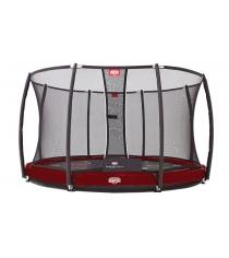 Батут Berg InGround Red 430 с защитной сеткой Safety Net T series 430 37.24.82.00