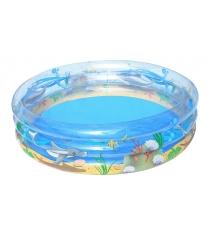 Надувной бассейн BestWay Морская жизнь 201х53 см