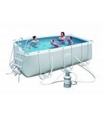 Прямоугольный каркасный бассейн BestWay 56255 BW