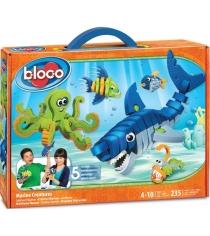Конструктор Bloco Морские животные 30241