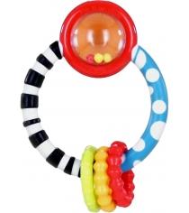 Развивающая игрушка прорезыватель Bright Stars Колечко...