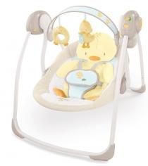 Качели для новорожденных Bright Starts InGenuity Утенок 10251