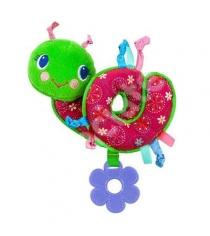 Развивающая игрушка Bright Starts с прорезывателем Улитка 52072...