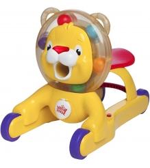 Ходунки-каталка Bright Starts Веселый лев 52093