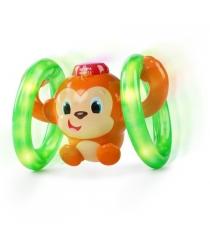 Развивающая игрушка Bright Starts Обезьянка на кольцах 52181...
