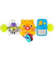 Развивающая игрушка для коляски Bright Starts Тигренок 9005