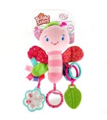 Развивающая игрушка Bright Starts -подвеска Bright Starts Розовая стрекоза 9182...