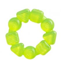 Прорезыватель для зубок Bright Starts Карамельный круг зеленый 8258-3...