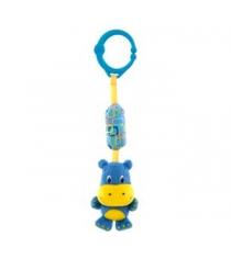 Развивающая игрушка Bright Starts Звонкий дружок Гиппопотам 8487-2...