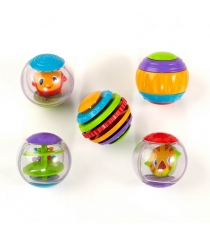 Развивающая игрушка Bright Starts Забавные шарики 9079