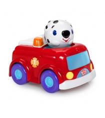 Развивающая игрушка Bright Starts Нажми и поедет Собачка 9172-1