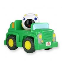 Развивающая игрушка Bright Starts Нажми и поедет зебра 9172-4