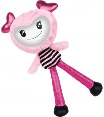 Музыкальная интерактивная кукла Brightlings розовая 52300-p