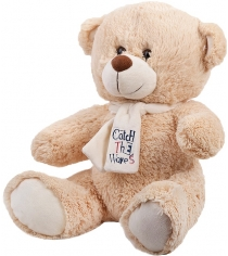 Мягкая игрушка Button Blue Медведь Тишка 40 см 40 12 0008 1...