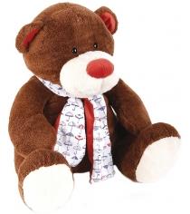 Мягкая игрушка Button Blue Медвежонок Тимоша коричневый 43 см 42 120169...