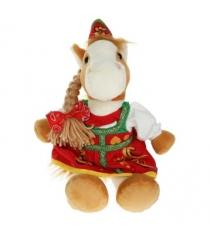 Мягкая игрушка Button Blue конь Яшка Марфуша 40 12 0158...