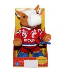 Мягкая игрушка Button Blue Лошадка хоккеист 28 см 43 4182...