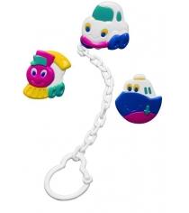 Держатель для пустышки Canpol с игрушкой