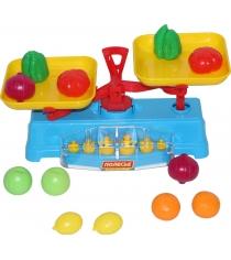 Игрушка для кухни Cavallino Весы с набором продуктов 53787_PLS
