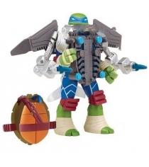 Playmates toys Фигурка TMNT Mutations Супер-боевые панцири Леонардо 91841...